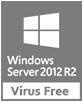 Windows Server 2012 R2 - Virus Free